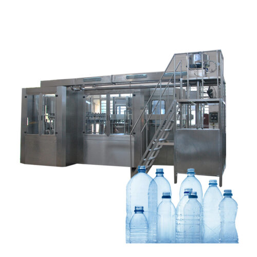 2000BPH Mineral Water Filling Machine